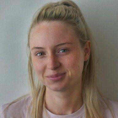 Linnéa Svensson från Kaffekassan